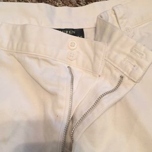 Lauren Ralph Lauren 16 100% Cotton Chino shorts